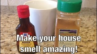 Download How to make your house smell amazing! Video