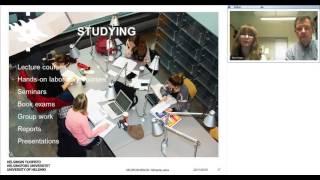 Download Webinar: Study Neuroscience at the University of Helsinki, Finland! Video