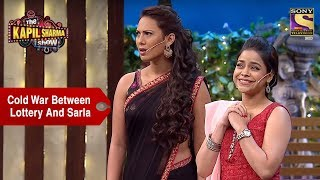Download Cold War Between Lottery And Sarla - The Kapil Sharma Show Video