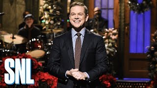 Download Matt Damon Monologue - SNL Video