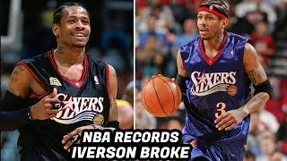 Download NBA Records ALLEN IVERSON Has Broken! THE ANSWER! Video