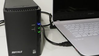 Download Buffalo Drivestation 6TB RAID USB 3.0 Hard Drive Review + Speed Test Video