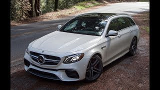 Download 2018 Mercedes-AMG E63S Wagon - One Take Video