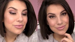Download GET READY WITH ME! Winter Pink Makeup Video