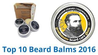 Download 10 Best Beard Balms 2016 Video