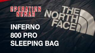 Download Review video | NORTHFACE Inferno 800 Pro Sleeping Bag | Operation Nomad Video