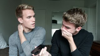 Download Twins Come Out To Dad Video