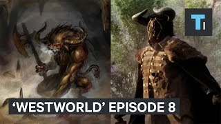 Download 10 details in ″Westworld″ episode 8 Video