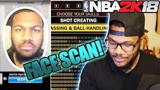 Download NBA 2k18 MyCAREER Prelude PERFECT FACESCAN! Marcus Gento is BACK! Ep. 0 Video