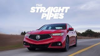 Download 2018 Acura TLX V6 SH-AWD A Spec Review - SUPER HANDLING! Video