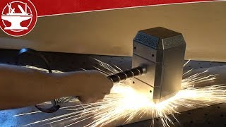 Download Thor's 300V Capacitor Hammer Build! Video