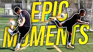 Download F2 RECREATE WORLD FAMOUS FOOTBALL MOVES! Video