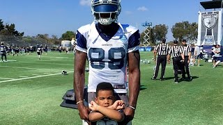 Download Dez Bryant's Son Does His Best Dez Bryant Impression Video