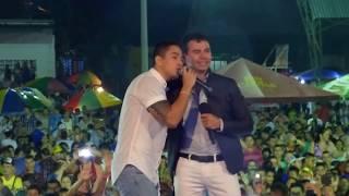 Download Andy Rivera cantando música popular con su padre Video