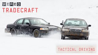 Download Pro Driver Shows Off Tactical Driving Techniques | Tradecraft | WIRED Video
