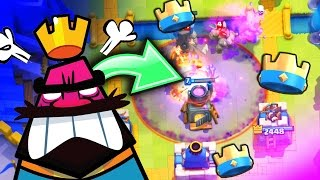 Download YOU'LL LOVE THIS DECK! • BE DIFFERENT in Clash Royale! Video