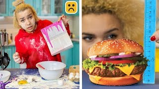Download Types of People In Kitchen! Life Hacks for the Kitchen Video