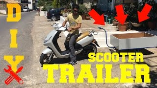 Download ➪ DIY: SCOOTER TRAILER Video