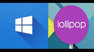 Download How to Dual Boot Windows 10 with Android OS 5.0/5.1/6.0 lollipop Video