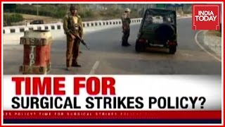 Download Indian Army Conducts Massive Combing Operations After Nagrota Terror Attack Video