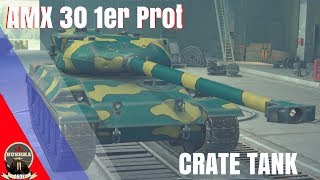 Download AMX 30 1er Prot Bloody Crate Tank World of Tanks Blitz Video