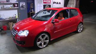 Download Tomas Sport Tuning Installs AirLift on the Dubfest Mk5 GTI Video