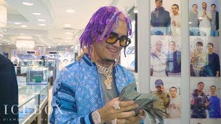 Download ESKEETIT!!! Lil Pump Drops 300K at ICEBOX!!! Video