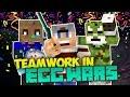 Download TEAMWORK IN EGG WARS! Video
