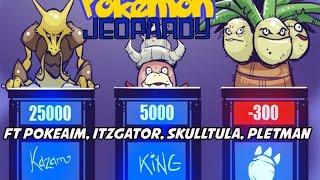 Download Pokemon Jeopardy ft Pokeaim, itzgator, akamaru, skulltula [00] Video