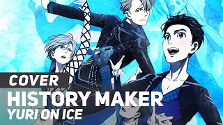 Download Yuri!!! on ICE OP - ″History Maker″ | AmaLee Ver Video