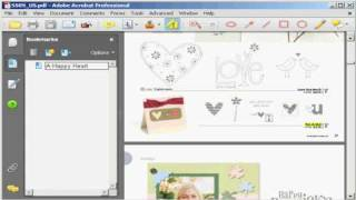 Download The Bookmark Function in Adobe Acrobat Professional Video