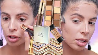 Download 1ST IMPRESSIONS MAKEUP TUTORIAL | TARTE CLAY STICK FOUNDATION Video