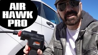 Download Air Hawk Pro Review: 1st Look and Tire Inflation Test Video