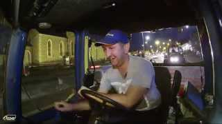 Download GRASSMEN - Two Legends & A Donkey - Cruising the Prom Video
