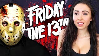 Download FRIDAY THE 13TH GAME ON FRIDAY THE 13TH!! Video