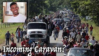 Download Incoming Caravan From Honduras Of 4,000 Illegal Immigrants To US Border! What!? Video