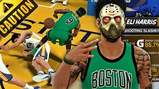 Download NBA 2K18 MyCAREER - NEW PLAYER BUILD IS A DEMON!! ENDED ZAZA CAREER WITH CONTACT DUNK!! Video