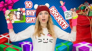 Download DIY Gift Ideas! 10 DIY Christmas Gifts & Birthday Gifts for Best Friends Video