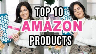 Download MY TOP 10 BEST AMAZON PRODUCTS OF ALL TIME | Amazon Must Haves! Video