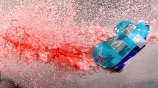 Download Compressed Air Cannon in Super Slow Mo - The Slow Mo Guys Video