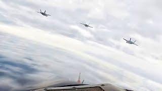 Download F-35C Lightning II Formation Flight • Aerial (2019) Video