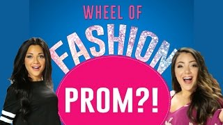 Download Prom Dress Challenge with Niki and Gabi #WheelofFashion - Presented by Seventeen & Macy's Video