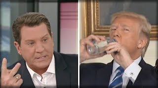 Download REPORTERS MOCK TRUMP FOR DRINKING FIJI WATER DURING PRESSER – THEN ERIC BOLLING POINTS OUT THE TRUTH Video