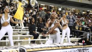 Download Alabama State Stingettes ″Key To The Streets″ (TDC '16) Video