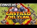Download CASTILLO DEL CLAN/ CONSEJO y CURIOSIDAD - A por todas con Clash of Clans - Español - CoC Video