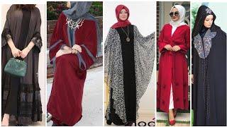Download Stylish designer abaya hijab designs Video