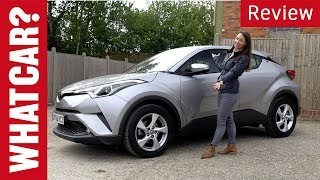 Download Toyota C-HR 2018 review – can it beat the Nissan Qashqai? | What Car? Video