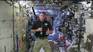 Download Space Station Commander Discusses Life in Space with Texas Radio Station Video