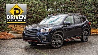 Download Driven- 2019 Subaru Forester Sport Video