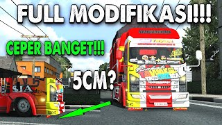 Download CEPER BANGET!!! 😱 MODIFIKASI TRUCK TAWAKAL INDONESIA!!! #nmr71 #tawakalindonesia #modifikasi Video